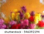 stream rain | Shutterstock . vector #546392194