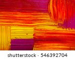 abstract painting color texture.... | Shutterstock . vector #546392704