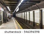 new york  usa   oct 25  2015 ... | Shutterstock . vector #546396598
