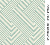 abstract seamless striped... | Shutterstock .eps vector #546419500