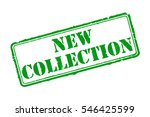 new collection green rubber... | Shutterstock .eps vector #546425599