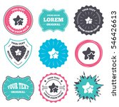 label and badge templates. star ...