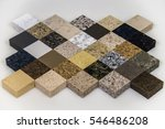 square kitchen counter top... | Shutterstock . vector #546486208