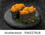 finger sushi japanese foods of... | Shutterstock . vector #546527818