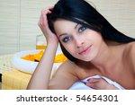 beauty relax women in the spa | Shutterstock . vector #54654301