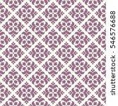 seamless vintage pattern for... | Shutterstock .eps vector #546576688