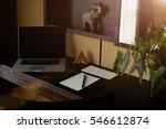 hero header image of vintage...   Shutterstock . vector #546612874
