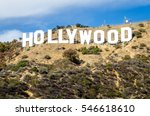 los angeles  ca  usa   november ... | Shutterstock . vector #546618610