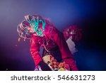 Venetian Masquerade. Actor In A ...