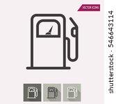 Fuel Vector Icon. Illustration...