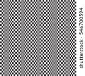 seamless op art wave motion... | Shutterstock .eps vector #546700594