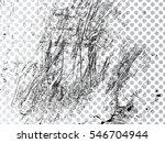 grunge transparent background . ... | Shutterstock .eps vector #546704944