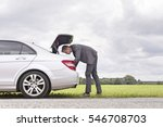full length side view of young... | Shutterstock . vector #546708703