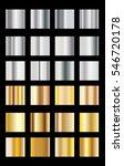 vector collection of metal...   Shutterstock .eps vector #546720178