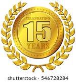 illustration of anniversary...   Shutterstock .eps vector #546728284