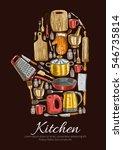 kitchen utensil and kitchenware