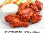 Buffalo Chicken Wings Appetize...