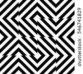 vector seamless pattern.... | Shutterstock .eps vector #546741829