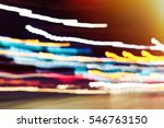 blurred background with lights... | Shutterstock . vector #546763150