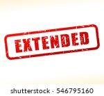 illustration of extended text... | Shutterstock .eps vector #546795160