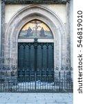 Wittenberg   The Famous Door A...