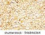 popcorn background of texture   Shutterstock . vector #546846364
