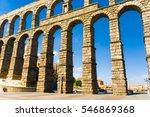 Old Roman Acqueduct  Waterwork...