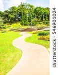 landscape of mae fah luang... | Shutterstock . vector #546901024