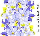 abstract elegance seamless... | Shutterstock . vector #546918286