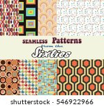 vector patterns from the... | Shutterstock .eps vector #546922966