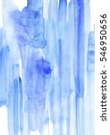 blue watercolor background.... | Shutterstock . vector #546950656
