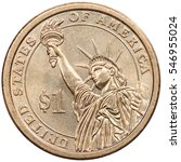 American One Dollar Gold Coin...