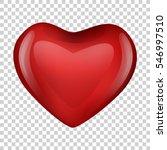 heart on transparent background....