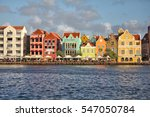 willemstad  curacao   february... | Shutterstock . vector #547050784