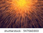 honeycomb golden bright... | Shutterstock . vector #547060303