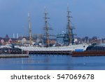 The Tall Ship Of The German...
