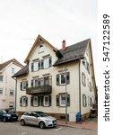 freudenstadt  germany   nov 20  ... | Shutterstock . vector #547122589