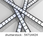 film strips | Shutterstock . vector #54714424