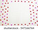 st valentine's day vintage...   Shutterstock . vector #547166764