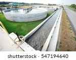 Small photo of Waster water treatment plant in industry for environment protection by aeration pump