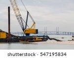 Sand Replenishment Ship On...
