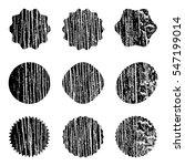 distress overlay stamp texture. ... | Shutterstock .eps vector #547199014