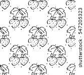 vector fruits illustration.... | Shutterstock .eps vector #547205323