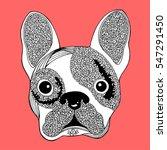 French Bulldog Sugar Skull ...