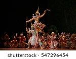 khon performances | Shutterstock . vector #547296454