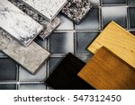 kitchen counters and kitchen... | Shutterstock . vector #547312450