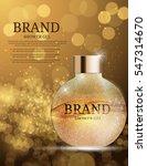 shower gel bottle template for... | Shutterstock .eps vector #547314670