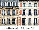 Typical Parisian Architectural...