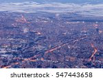 Image Of Sofia City From High...