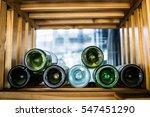 Bottom Of Wine Bottles.